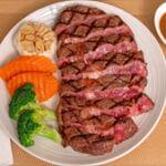 EL TORO Steakhouse and Churrascaria Rib Eye Sliced