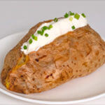 EL TORO Steakhouse and Churrascaria baked potato
