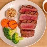 EL TORO Steakhouse and Churrascaria Tenderloin sliced