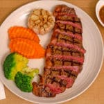 EL TORO Steakhouse and Churrascaria Picanha sliced