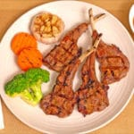 EL TORO Steakhouse and Churrascaria Lamb Chops
