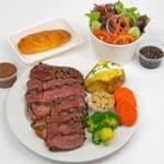 EL TORO Steakhouse and Churrascaria Bife Ancho set menu