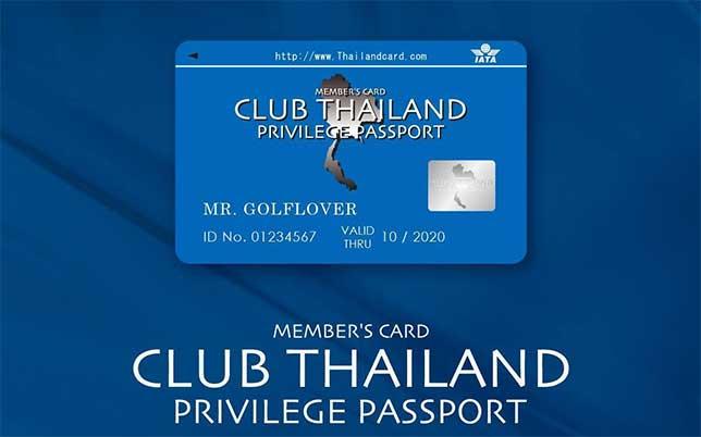 Club-Thailand Card