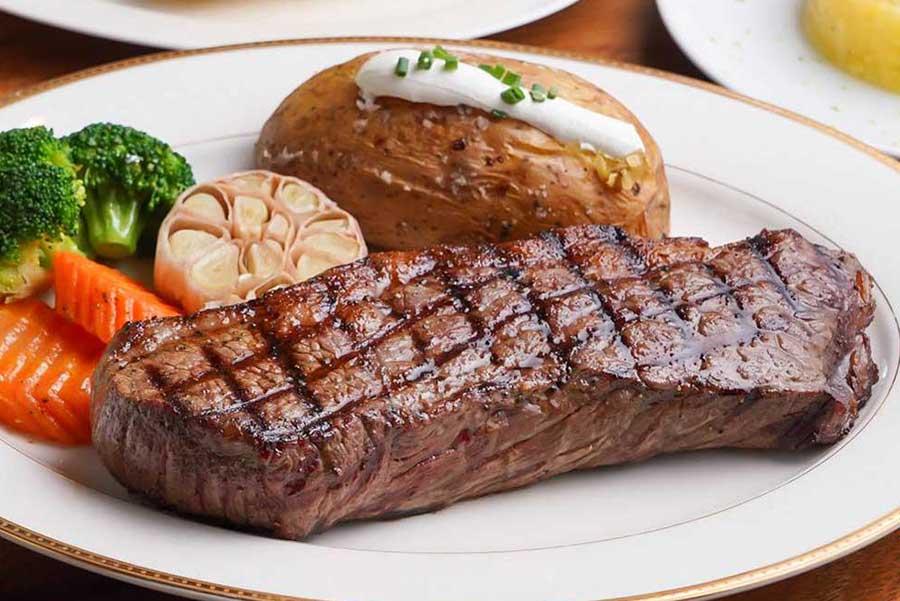 EL TORO Steakhouse - Argentinian cuts menu
