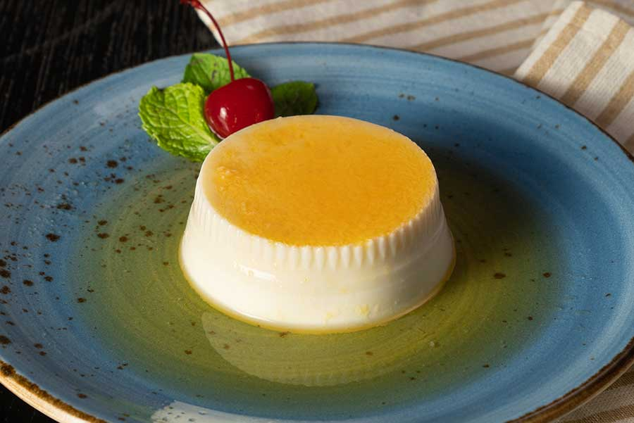 EL TORO Steakhouse - Dessert menu