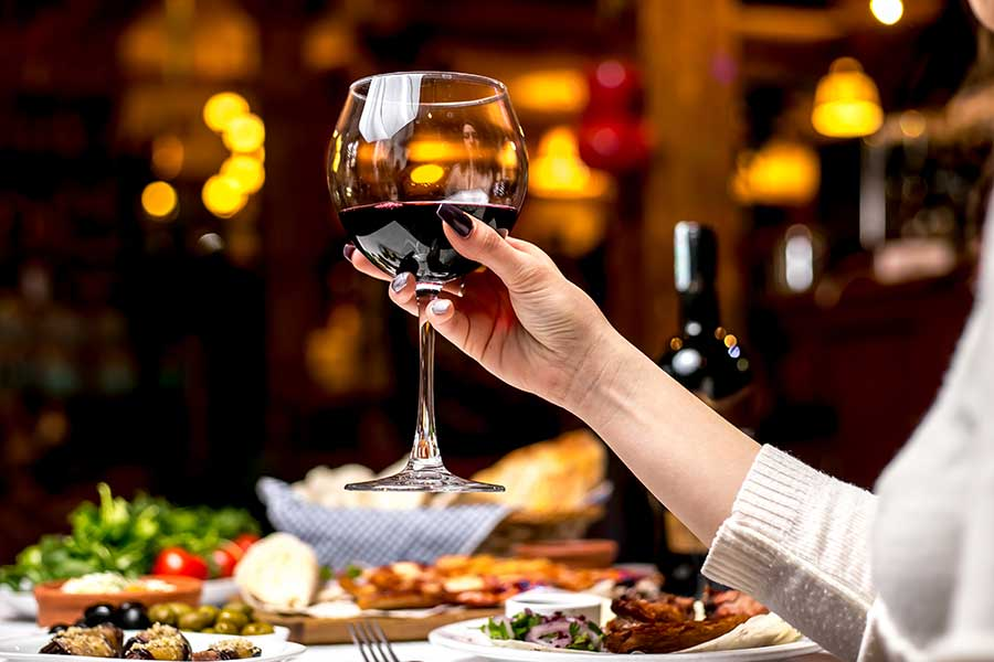 EL TORO Steakhouse - Wine list