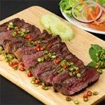 EL TORO Steakhouse delivery menu sirloin Thai sauce