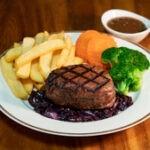 EL TORO Steakhouse Filet Mignon steak