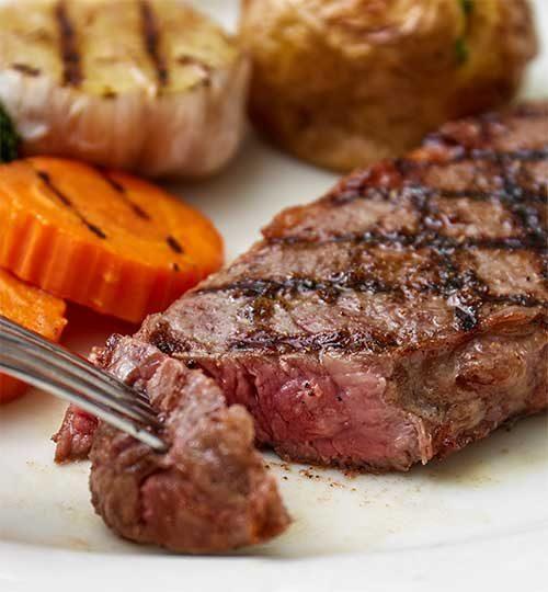 Striploin Steak 250g