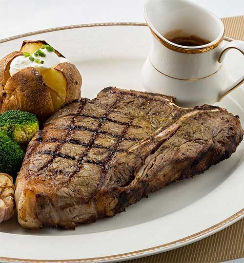 T-Bone Steak 500g