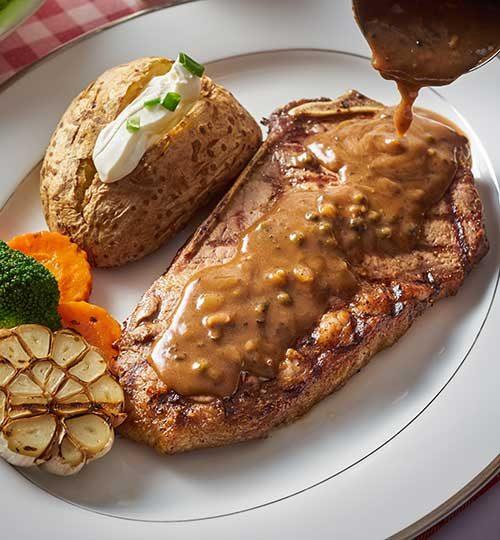 New York Steak 350g