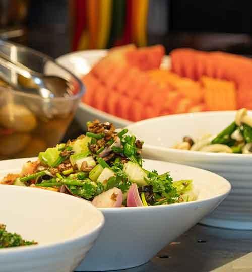 EL TORO Steakhouse Salad bar
